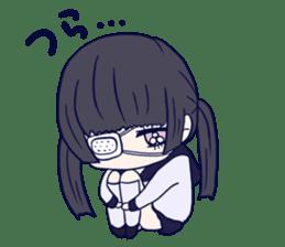 Menhera imouto chan sticker #6264776