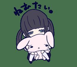 Menhera imouto chan sticker #6264778