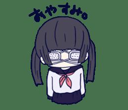 Menhera imouto chan sticker #6264779