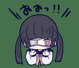 Menhera imouto chan sticker #6264787