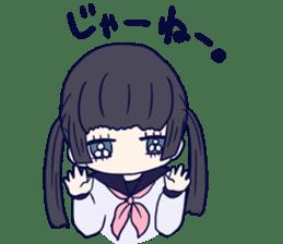 Menhera imouto chan sticker #6264790