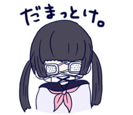 Menhera imouto chan sticker #6264793