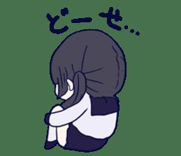 Menhera imouto chan sticker #6264795