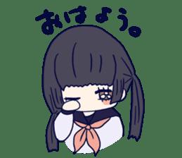 Menhera imouto chan sticker #6264798