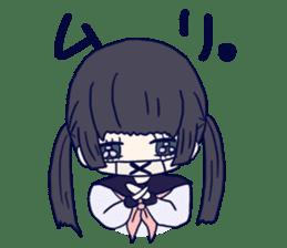 Menhera imouto chan sticker #6264801