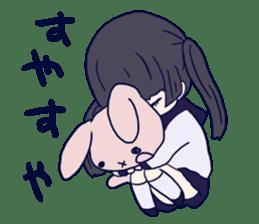 Menhera imouto chan sticker #6264803