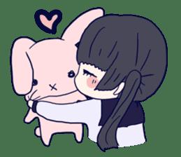 Menhera imouto chan sticker #6264812