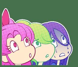 P O P  Girls sticker #6269118