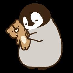cute pengin