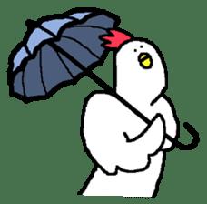 chicken's life 2 sticker #6285328