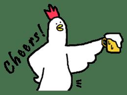 chicken's life 2 sticker #6285330
