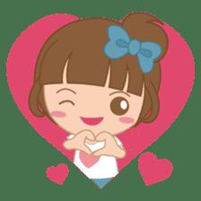 Alexa : Cute and Funny Girl sticker #6286937