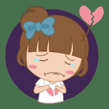Alexa : Cute and Funny Girl sticker #6286941