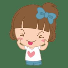 Alexa : Cute and Funny Girl sticker #6286942