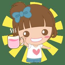 Alexa : Cute and Funny Girl sticker #6286943
