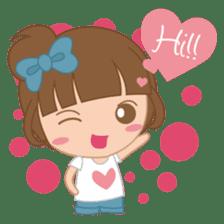 Alexa : Cute and Funny Girl sticker #6286944