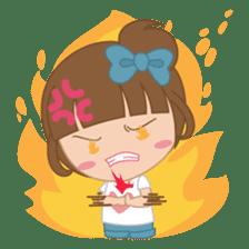 Alexa : Cute and Funny Girl sticker #6286945