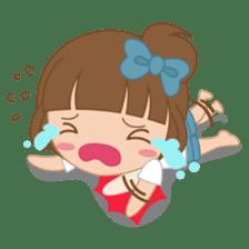 Alexa : Cute and Funny Girl sticker #6286949