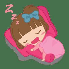 Alexa : Cute and Funny Girl sticker #6286950