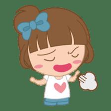 Alexa : Cute and Funny Girl sticker #6286951