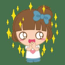 Alexa : Cute and Funny Girl sticker #6286952