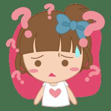 Alexa : Cute and Funny Girl sticker #6286955