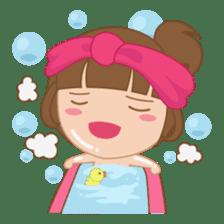 Alexa : Cute and Funny Girl sticker #6286956