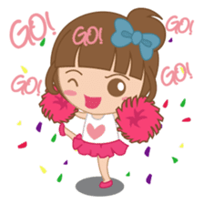 Alexa : Cute and Funny Girl sticker #6286957