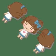 Alexa : Cute and Funny Girl sticker #6286958