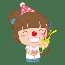 Alexa : Cute and Funny Girl sticker #6286960