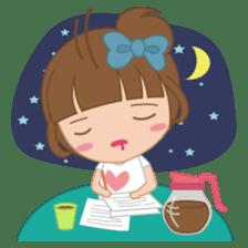 Alexa : Cute and Funny Girl sticker #6286962