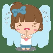 Alexa : Cute and Funny Girl sticker #6286963