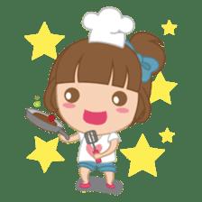 Alexa : Cute and Funny Girl sticker #6286965
