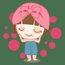 Alexa : Cute and Funny Girl sticker #6286967