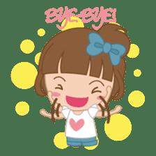 Alexa : Cute and Funny Girl sticker #6286968