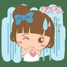 Alexa : Cute and Funny Girl sticker #6286971