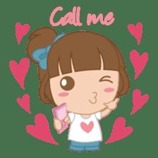 Alexa : Cute and Funny Girl sticker #6286972