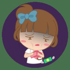 Alexa : Cute and Funny Girl sticker #6286975