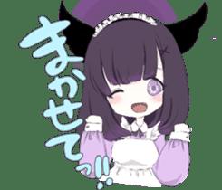 animal maidcafe sticker #6287252
