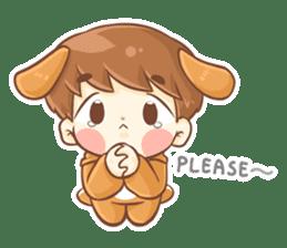 Baby 'B' Ver.2 sticker #6292854