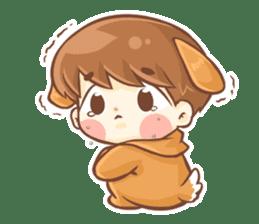 Baby 'B' Ver.2 sticker #6292869