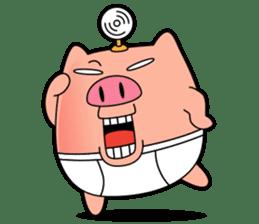 I am Pants Pig sticker #6296494