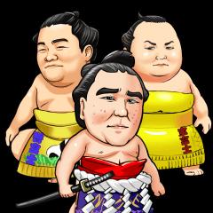 Isegahama-Beya Official Sticker