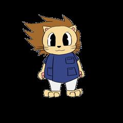 Lion teacher