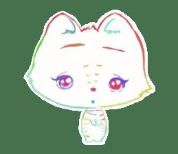 RAINBOW LIGER sticker #6304972