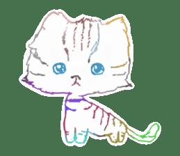 RAINBOW LIGER sticker #6304974