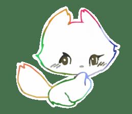 RAINBOW LIGER sticker #6304975