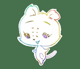 RAINBOW LIGER sticker #6304977