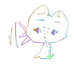 RAINBOW LIGER sticker #6304978