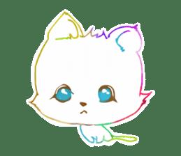RAINBOW LIGER sticker #6304979